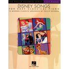 Hal Leonard Disney Songs for easy Piano