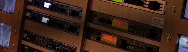Effects and Signal Processors