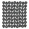 Dunlop Tortex Black Silver Jazz 100