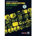 Alfred Music Publishing Afro-Cuban Rhythms f.Drumset