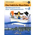 Schott Fröhliche Querflöte Vol.2 +CD