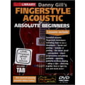 Music Sales Lick Library: Fingerstyle