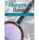 Music Sales Teach Yourself Bluegrass Banjo