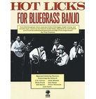 Music Sales Hot Licks for Bluegrass Banjo