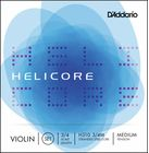 Daddario H310-3/4M Helicore Violin 3/4