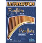 Echo Musikverlag Lehrbuch Panflöte 1
