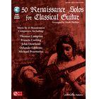 Hal Leonard 50 Renaissance Solos Guitar