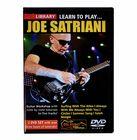 Music Sales Learn to Play Joe Satriani DVD