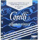 Corelli Alliance 800M Violin Strings