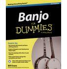 Wiley Publishing Banjo for Dummies
