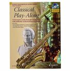 Schott Classical Play-Along T-Sax