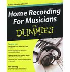 Wiley Publishing Home Recording for Musicians