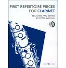 Boosey & Hawkes Repertoire Pieces Clarinet