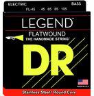 DR Strings DR B HIFL FLB 45 Flatwound