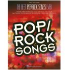 Hal Leonard Pop/Rock Songs PVG