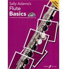 Faber Music Sally Adam´s Flute Basics