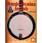 Mel Bay Banjo Scales in Tab