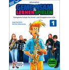 Bläser Schulen Verlag Gemeinsam Lernen Alto Sax.