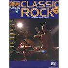 Hal Leonard Drum Play-Along Classic Rock