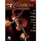 Music Sales Classical Violin Play-Along CD