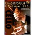 Hal Leonard 15 Popular Classical Cello