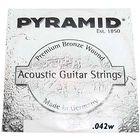 Pyramid 042 Single String