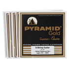 Pyramid Gold Flatwound 010-0465