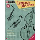 Hal Leonard Jazz Play Along Lennon Cartney