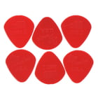 Dunlop Jazz I Red 6 Pack