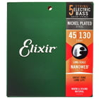 Elixir 14202 Nanoweb 5-String Light