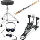 Millenium E-Drum Add-On Pack