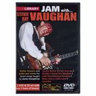 Music Sales Jam With Stevie R. Vaughan DVD