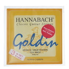 Hannabach Goldin Super Carbon Treble Set