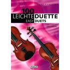 Hage Musikverlag 100 Leichte Duette Violine