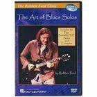 Hal Leonard Robben Ford Blues Solos
