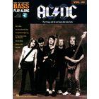 Hal Leonard Bass Play-Along : AC/DC