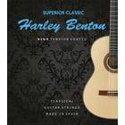 Harley Benton Superior Classic Coated HT