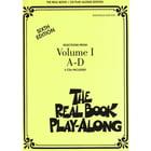 Hal Leonard Real Book CD Play-Along A-D