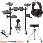 Yamaha DTX450K Compact E-Drum Bundle