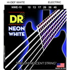 DR Strings HiDef White Neon E 10-46