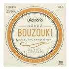 Daddario J97-6 Bouzouki Strings