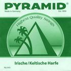 Pyramid 643/34 Irish / Celtic Harp