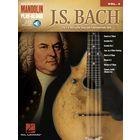 Hal Leonard Mandolin Play-Along: J.S.Bach