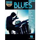 Hal Leonard Drum Play Along Vol.16 Blues