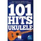 Hal Leonard 101 Hits For Ukulele