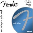 Fender 2255-6L 6 string Banjo Set