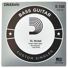 Daddario XLB100 Bass XL Single String