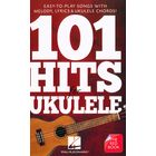 Wise Publications 101 Hits For Ukulele The Red