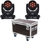Stairville MH-z720 Quad LED Wash Z Bundle