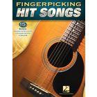 Hal Leonard Fingerpicking Hit Songs